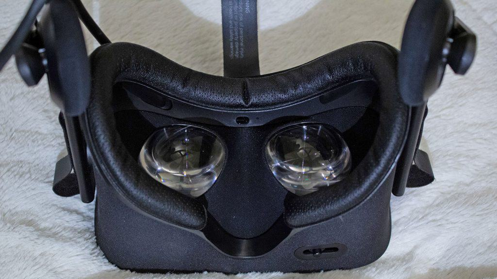 Vr Cover Oculus Rift Cv1 Synthetic Leather Pu